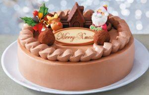 セブンイレブンのクリスマスケーキで北海道と沖縄限定のは何種類?10