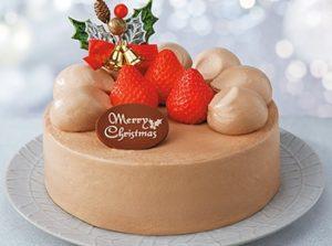 セブンイレブンのクリスマスケーキで北海道と沖縄限定のは何種類?6