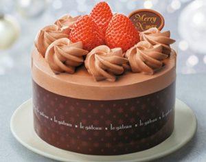 セブンイレブンのクリスマスケーキで北海道と沖縄限定のは何種類?1