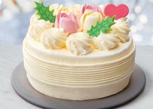 セブンイレブンのクリスマスケーキで北海道と沖縄限定のは何種類?5