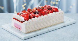 セブンのクリスマスはシャトレーゼとオハヨー乳業のアイスケーキで!1