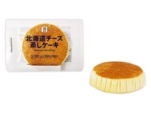 7P北海道チーズ 蒸しケーキ
