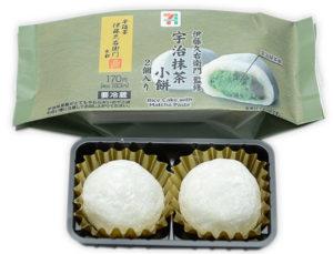 セブンで伊藤久右衛門監修の抹茶スイーツが!種類や値段・味は?(5)
