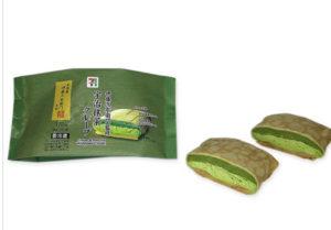 セブンで伊藤久右衛門監修の抹茶スイーツが!種類や値段・味は?(3)