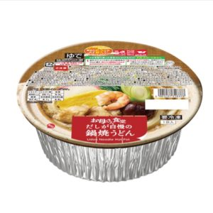 コンビニの鍋焼きうどん2020!美味しいの?量&値段・種類も紹介!5