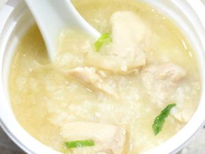 セブンにサムゲタン風おかゆやサムゲタン風スープが!カロリーは?