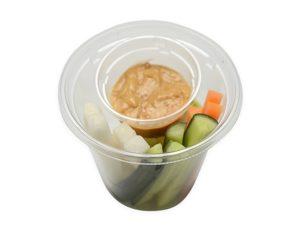 セブンの彩り野菜スティック・チーズディップソース値段とカロリー!