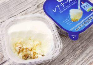 セブンのレアチーズ氷ってどんなアイス?味・値段・カロリーも!3