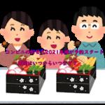 【コンビニのおせち2021年版が予約スタート!期間はいつからいつまで?】おせち1