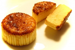 セブンのバスクチーズケーキの感想&口コミ!どのくらいの甘さなの?