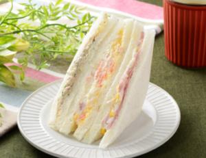 ローソンのサンドイッチでたまご入りの種類は?値段やカロリーも!5
