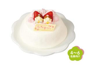 セブンのひなまつり!お雛様ケーキ(ひな祭りケーキ)2021!値段は?1