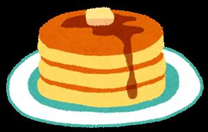 セブンのふわふわ食感ホットケーキが美味しい!カロリーは高いの?