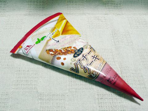 セブンのクレープ苺ソース&ミルククリームが美味しい!カロリーは!74