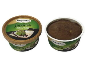 セブンでハーゲンダッツジャポネ抹茶あずき黒蜜が!値段や味も紹介!