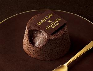 ローソンとゴディバコラボ!ショコラロールケーキの値段&カロリー!3