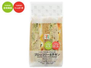 セブンのサンドイッチ!ハムや肉系サンドのおすすめ!満腹になるのも6