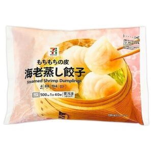 セブンの惣菜で餃子のおすすめは?焼き餃子以外(水餃子)もあるの?4