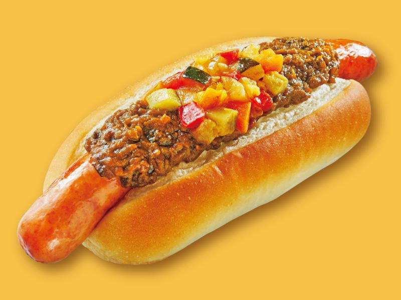 ローソンのGOOODOG!バターチキンカレーと欧風野菜カレーの値段!101