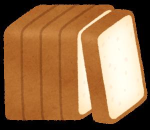 セブンの国産小麦の金の食パン厚切りは2枚入と4枚入どっちがお得?1