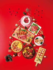 セブンのクリスマス商品2021の予約はいつから開始?予約方法も!