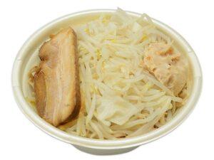 セブンの中華蕎麦とみ田監修・豚まぜソバって美味しいの?カロリーも4
