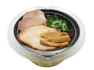 セブンの中華蕎麦とみ田監修・豚まぜソバって美味しいの?カロリーも3